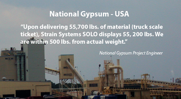 Strain Systems Inc  - The Leader in Silo Inventory Management