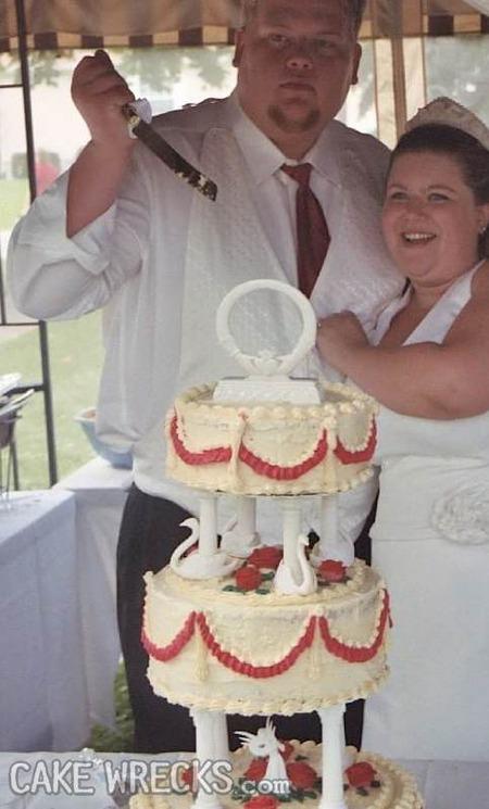 Bride Cake Wrecks 64