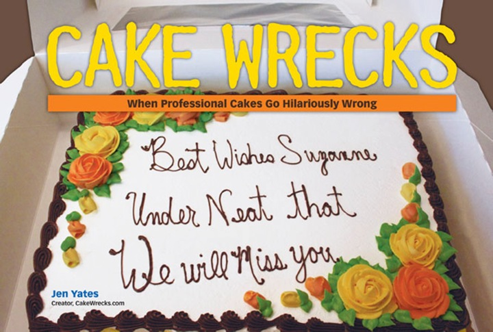 Cake Wrecks Home Inspiration Vs Perspiration