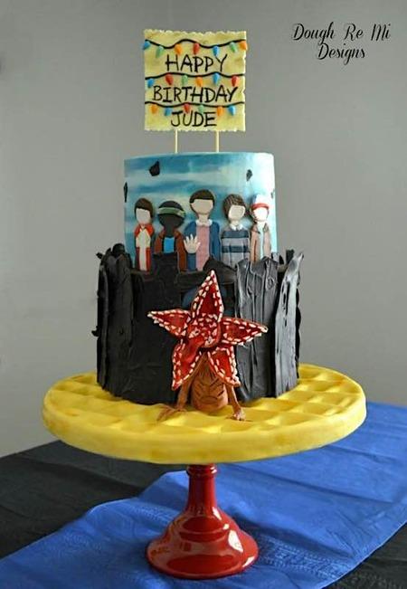 Cake Wrecks Home Eleven Sweets For Stranger Things