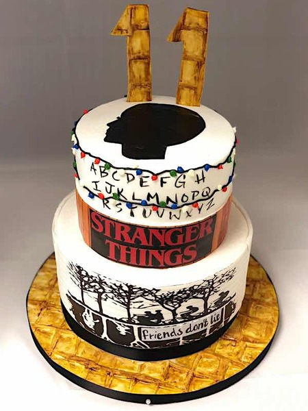 Cake Wrecks Home Eleven Sweets For Stranger Things