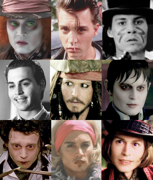Wwwcinemagumbocom Journal The 43 Faces Of Johnny Depp